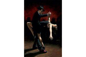 Tango VIII painting