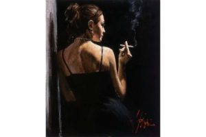 Sensual Touch painting