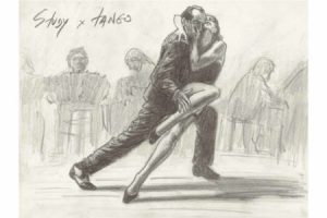 Study Tango sketch