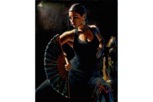 Celina painting