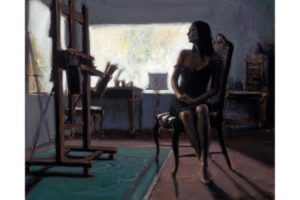 Intimacy II painting