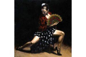 Sevillana painting