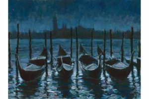 Venetian Nights painting