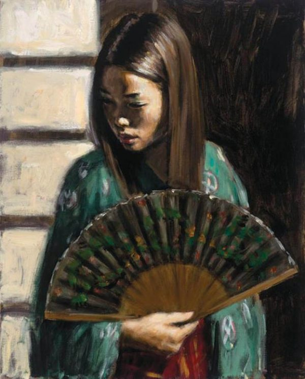 Study for Japanese Girl III
