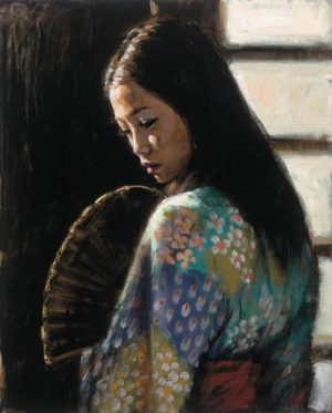Study for Japanese Girl II