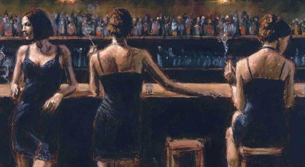 3 Girls at the Bar
