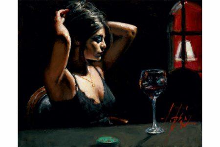 The Dark Room II painting