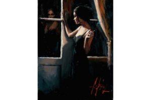 Eugenia VII painting