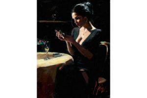 Eugenia X painting