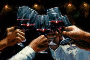 For a Better Life, Red Wine with Lights
