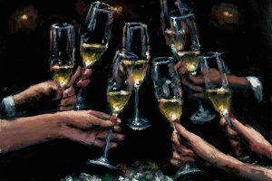 For a Better Life with Champagne