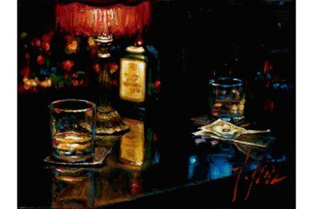Noches De Mala Vida painting