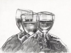 Study for a Better Life IV - Pencil