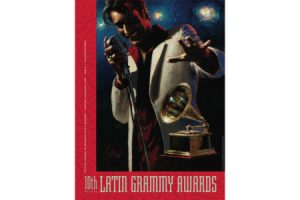 The Latin Grammys Poster painting