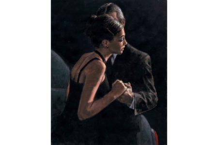 The Proposal painting