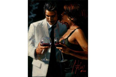 The Proposal XII painting