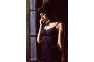 The Telephone Call painting