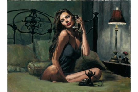 Black Phone II painting