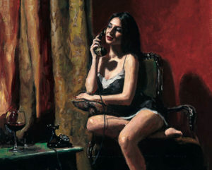 Arpi in the Red Room II