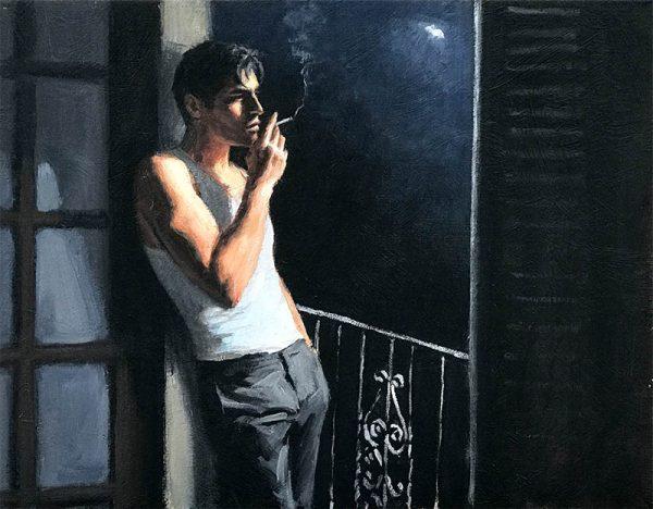 Cool Breeze and Cigarette III