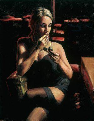 Monika at the Night Club II