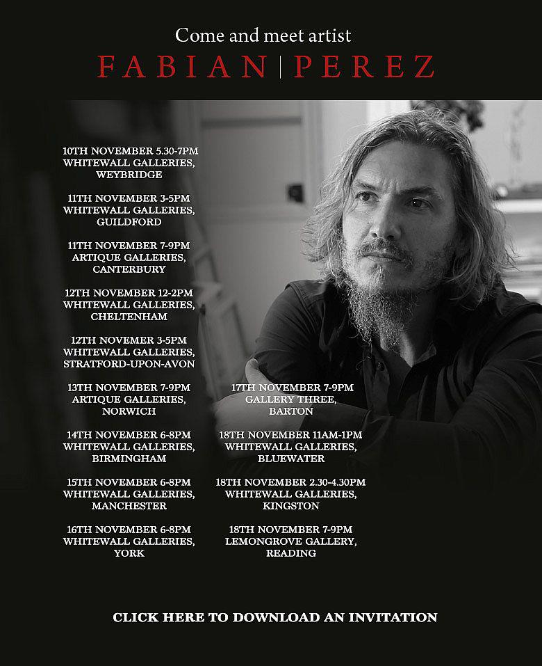 november 2017 tour dates