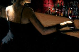 Luciana at The Bar