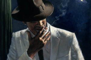 Man in White Suit II (Marcus)