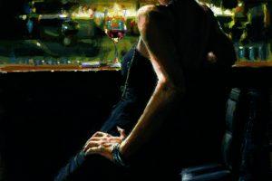Monika at the Bar III