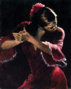 Flamenco Dancer V