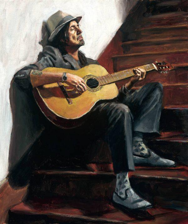 Guitar Player II