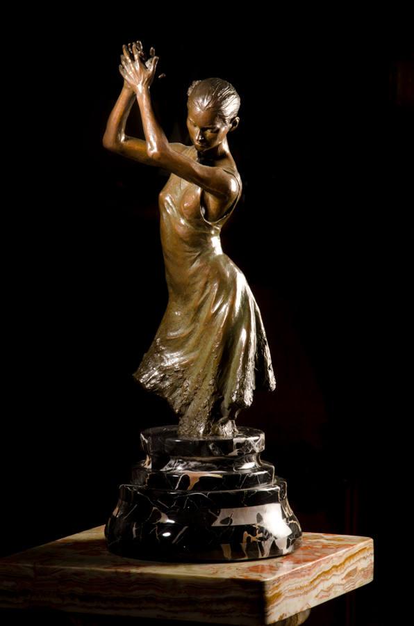 Flamenco Dancer (sculpture)