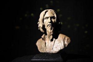 Self Portrait (bust sculpture)