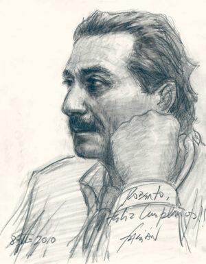Roberto - sketch